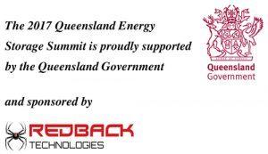Queensland Energy Storage Summit  2017