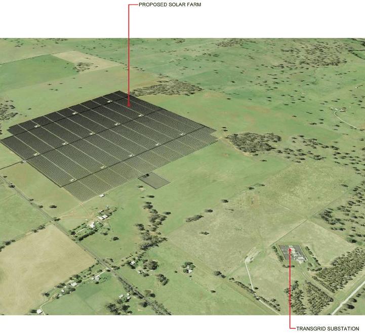 Molong Solar Farm