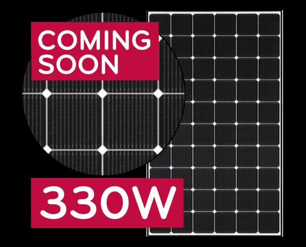 LG NeON 2 Solar Panel - LG330N1C