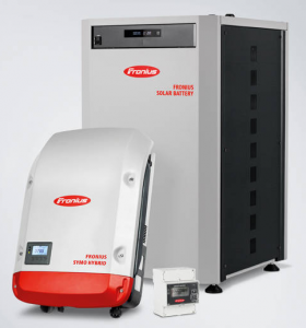 Fronius Energy Package Solarwall.
