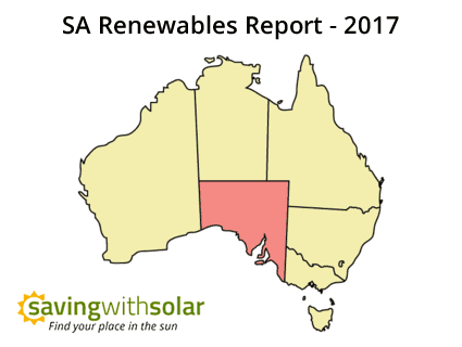 South Australia Renewable Energy 2017