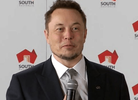 Elon Musk Tesla South Australia Partnership