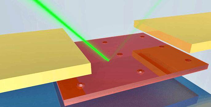 Nano Light Detector