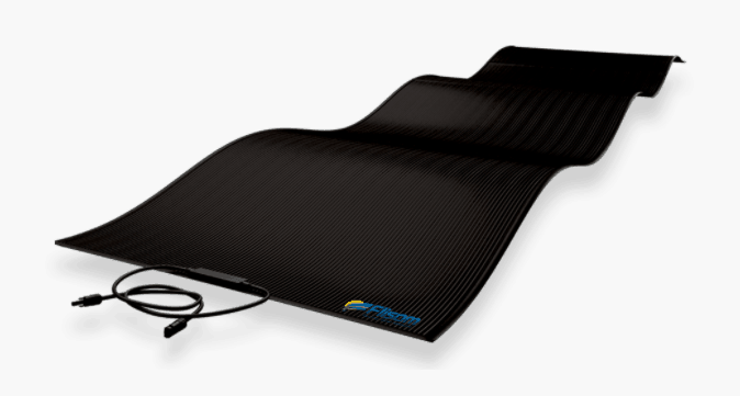 Flisom Thin Flexible Solar Panels