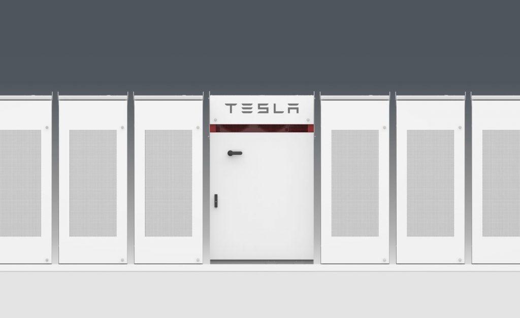 Tesla Powerpack 2 Australia