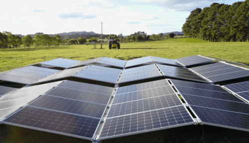 Maverick Portable Solar Array by 5B