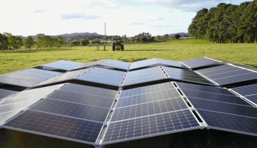 Maverick Portable Solar Array by 5B