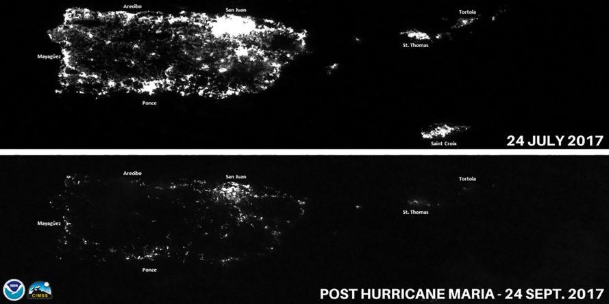 Microgrid in Puerto Rico - Tesla