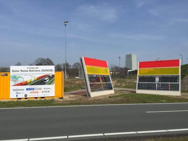SONOB Solar Highway Netherlands Heijmans Van Campen Bayards