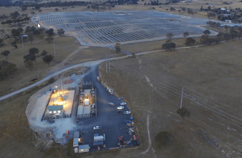 Williamsdale Solar Farm ACT