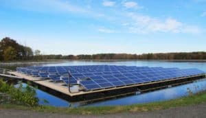Floating Solar Farm in Lismore