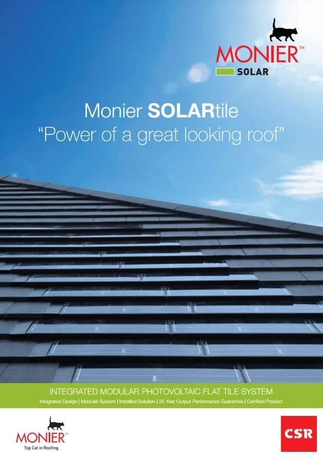 Monier SolarTILE