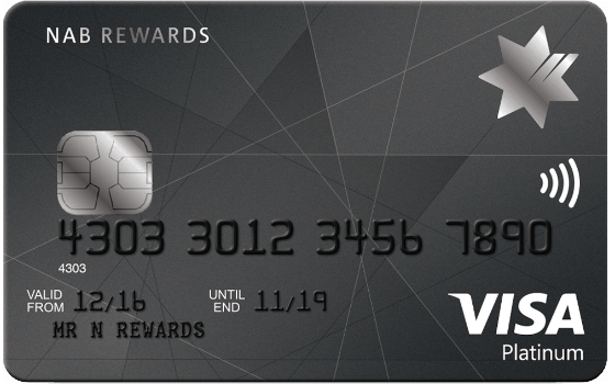 NAB Solar Rewards Platinum Card