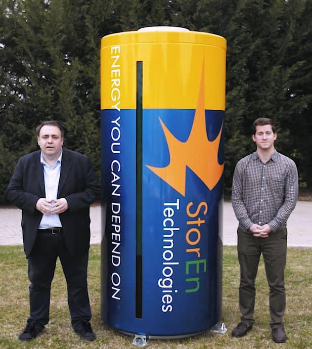 StorEn THERMASTABLE Vanadium Flow Battery