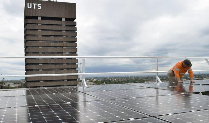 UTS Solar Large Scale PPA Tender