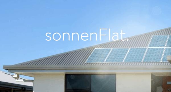 Australian Solar Installs 2017 - sonnen's sonnenFlat and sonnenBatterie