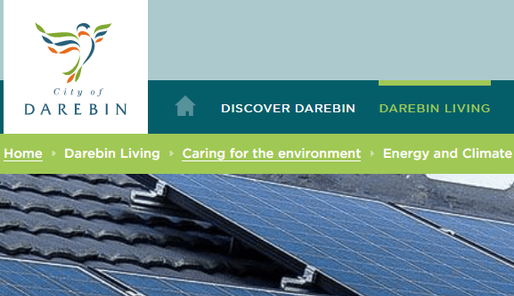 Darebin Solar Saver