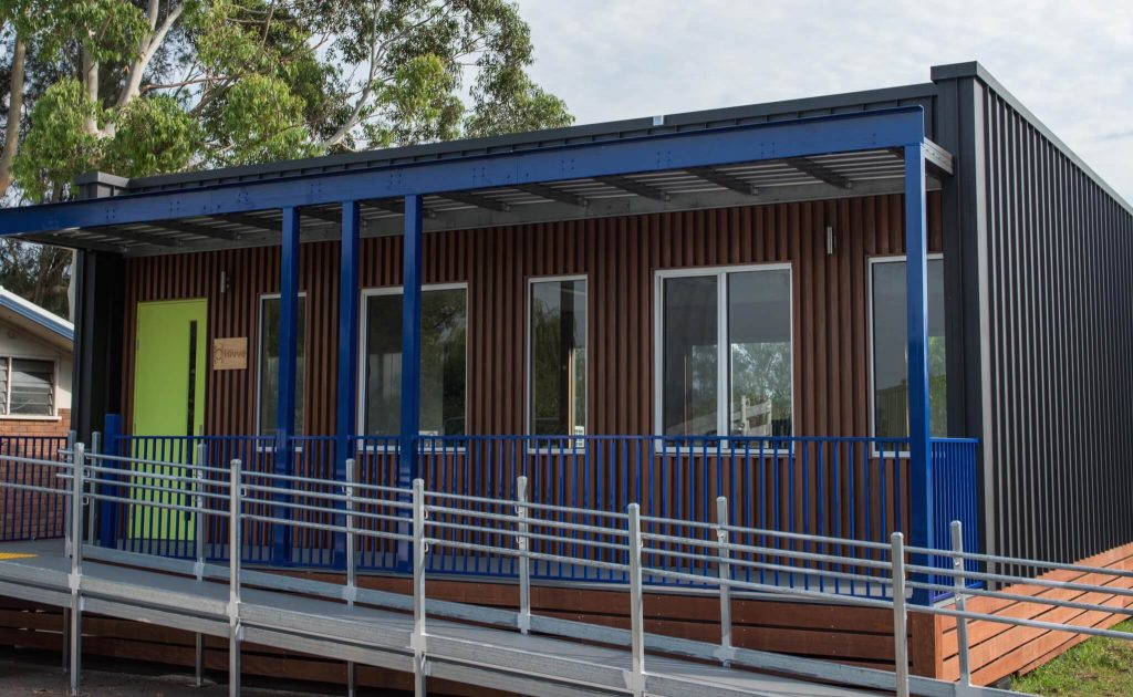 Hivve - Solar Powered School Classrooms