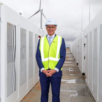 Jay Weatherill - Renewable Energy Storage Target for South Australia