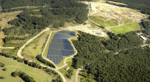 Newcastle Solar Farm