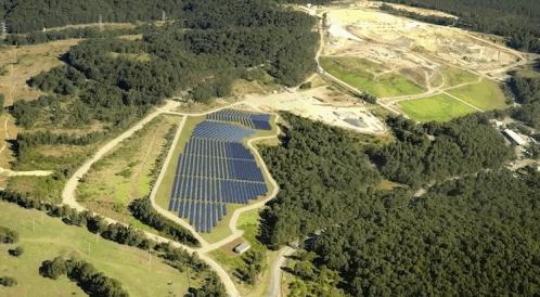 Newcastle Solar Farm
