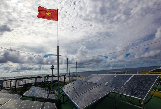 Solar Power in Vietnam