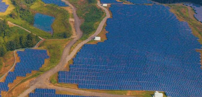 Tailem Bend Solar Farm