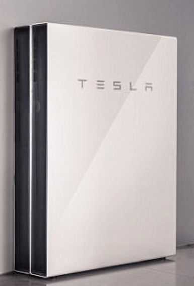 Tesla Virtual Power Plant - Powerwall 2 Solar Battery