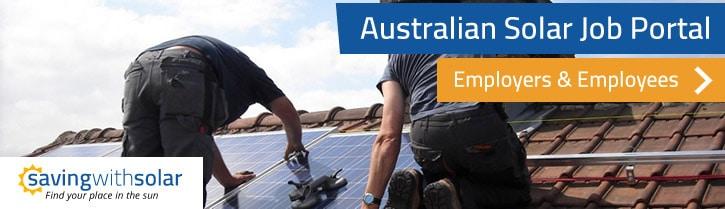 Solar Jobs In Australia