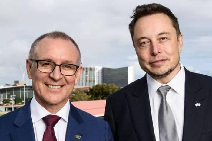 SA Tesla Battery Plan