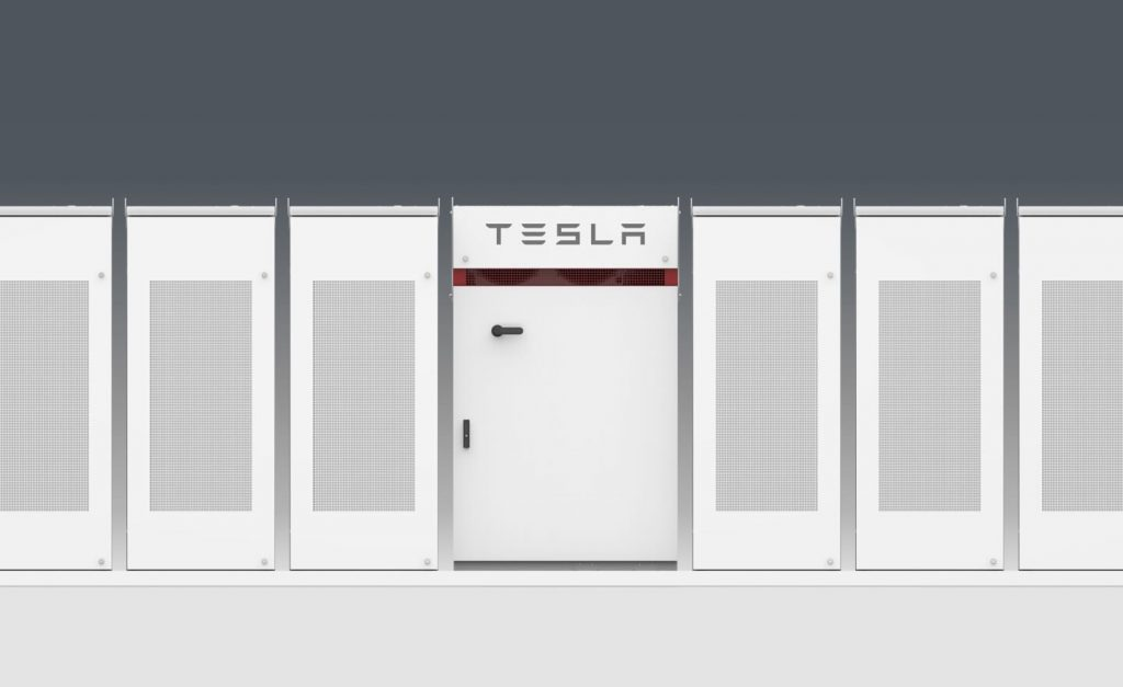 Tesla Battery Power in Victoria - Tesla Powerpack