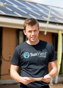 SunYield by Stoddart Group - General Manager for Energy Systems Adam Taylor