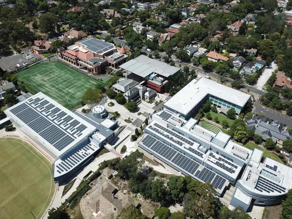 Camberwell Grammar School Solar System - Gippsland Solar