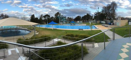 Council Solar in Bendigo - Bendigo Aquatic Centre