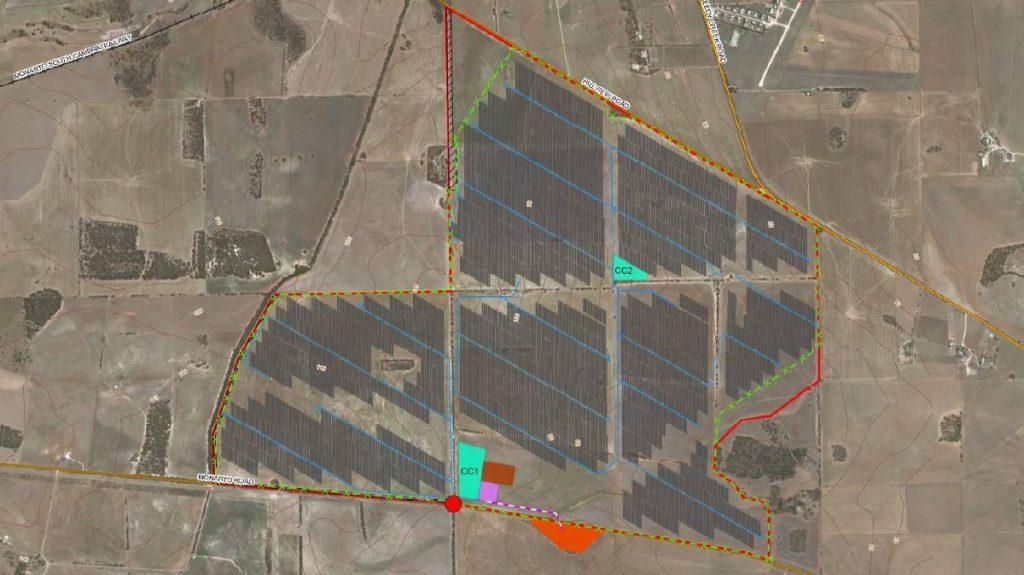 Pallamana Solar Plant and Battery
