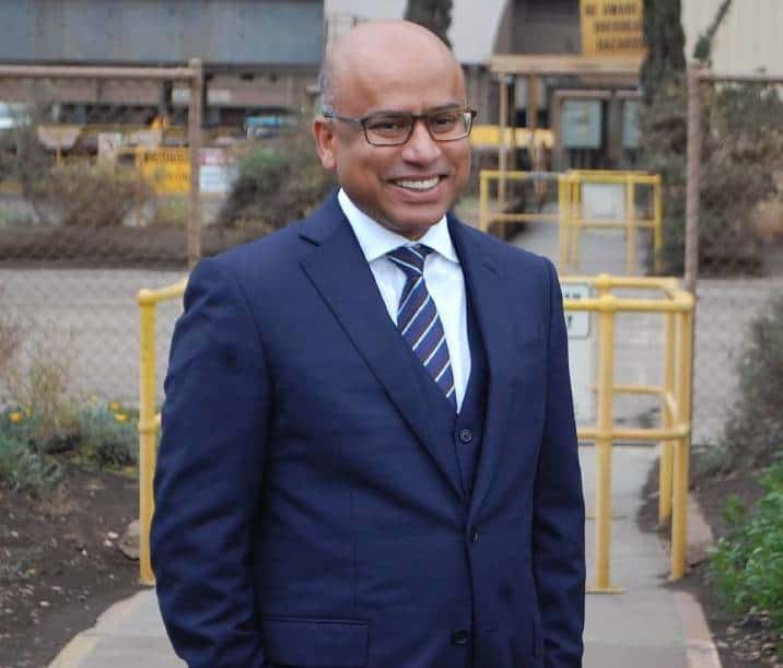 Sanjeev Gupta - CEO of GFG Alliance (source: whyallanewsonline.com.au)