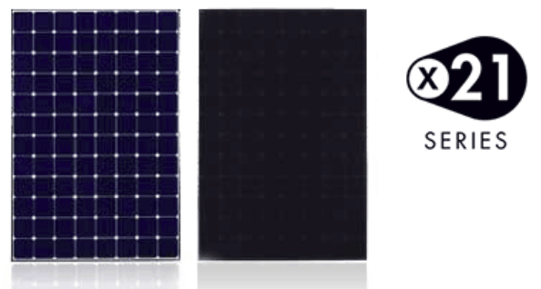 Sunpower X21 Series Black Solar Panels in Australia