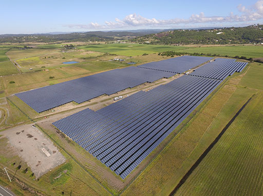 Sunshine Coast Solar Farm (Valdora)