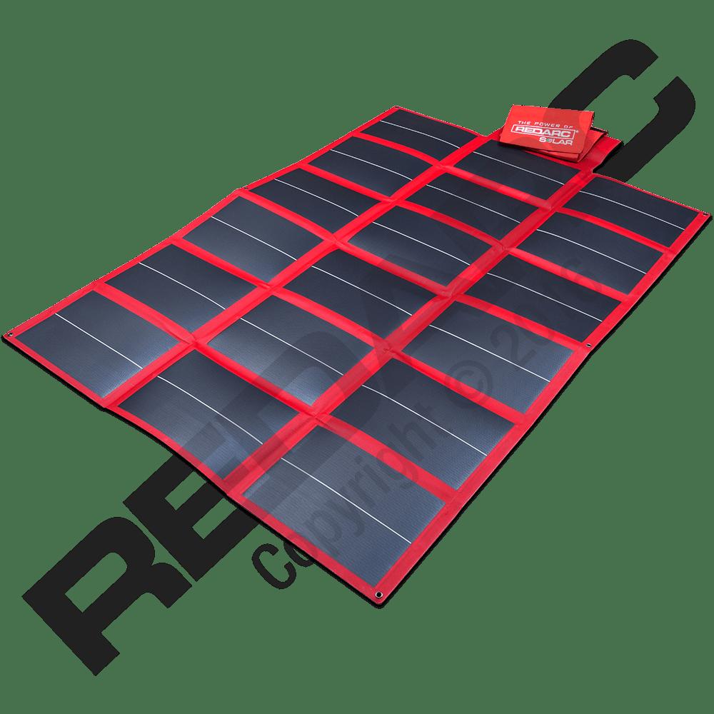Solar panels camping - 112W SOLAR BLANKET AMORPHOUS CELLS Redarc