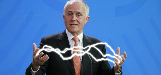 National Energy Guarantee Approval - Malcolm Turnbull