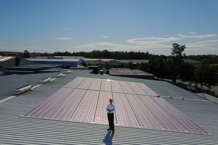 Printable Solar Panels - University of Newcastle
