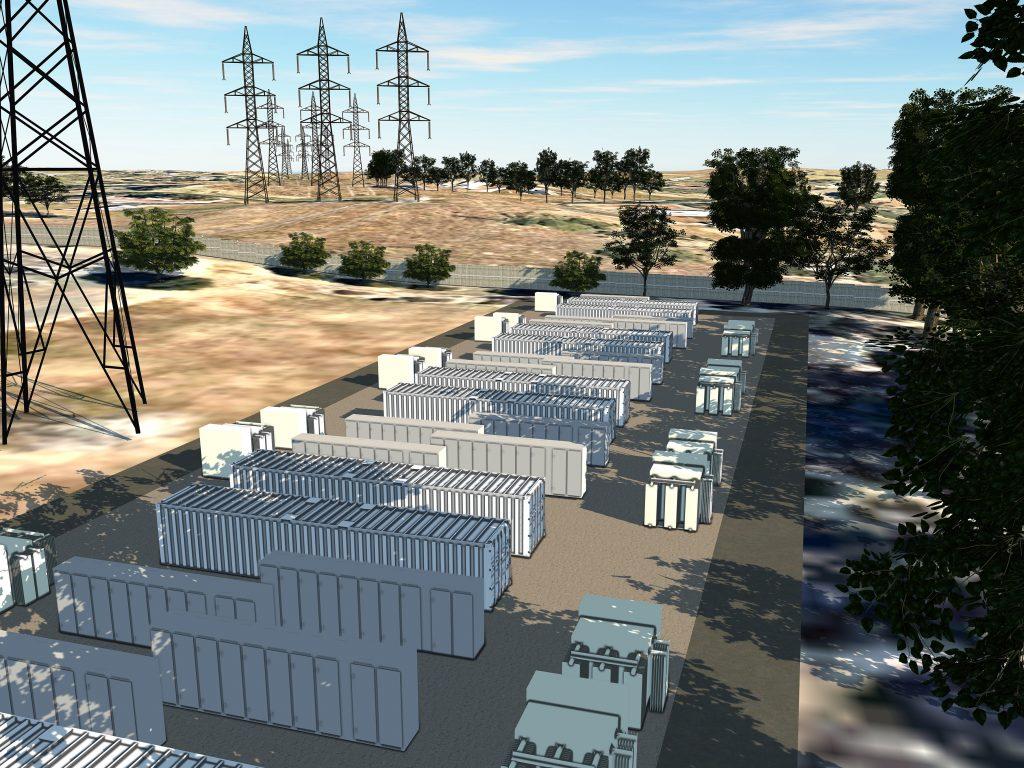 Ballarat Energy Storage System