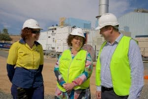 Battery Energy Storage System Alice Springs