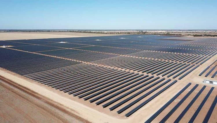 Bright Acre Energy Gannawarra Solar Farm