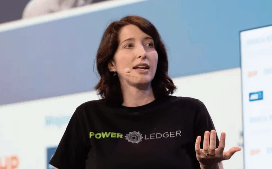 Jemma Green Power Ledger Community Advocate