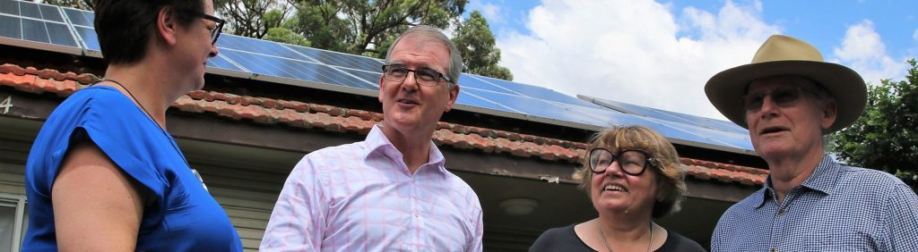 Michael Daley - Solar Homes Policy (source: michaeldaley.com.au)