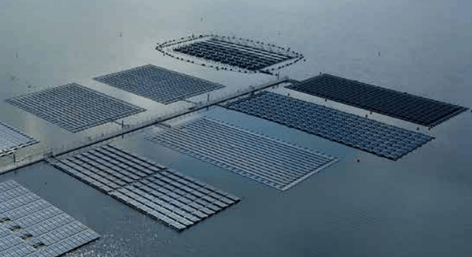 Floating Solar Power in Lithuania