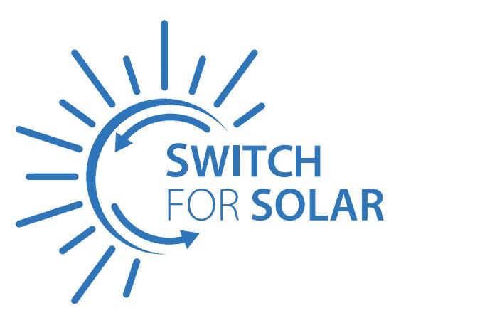 Switch for Solar Logo